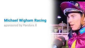 Michael Wigham Racing : sponsored by Pandora X