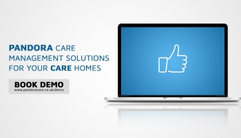 Pandora Care Management solutions for your care homes