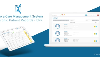 Care Management System: Electronic Patient Records - EPR