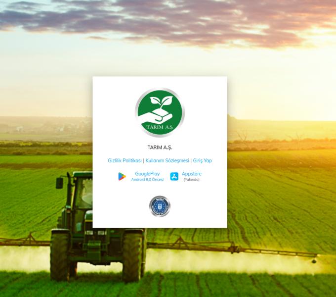 Tarımsal bilgi toplama sistemi