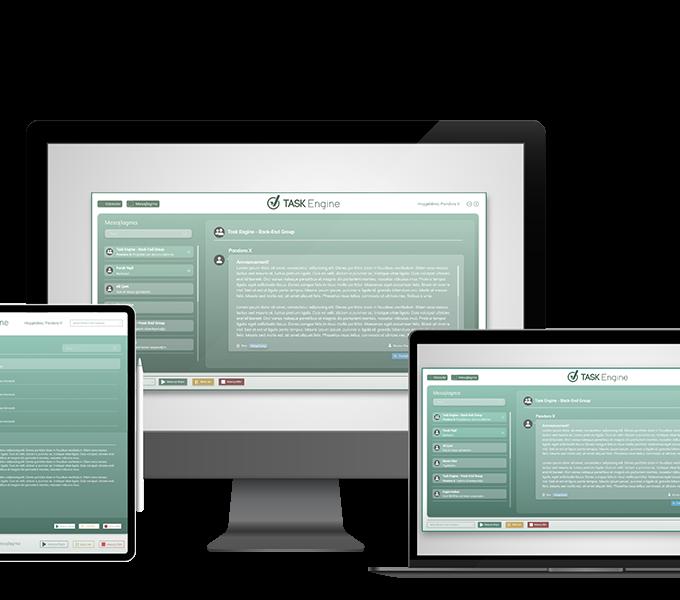 Task Engine Uzaktan Çalışma, Proje Yönetimi ve Personel Yönetimi Sistemi